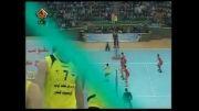 خلاصه دیدار والیبال شهرداری اورمیه - آلومینیوم بندرعباس