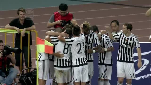 یوونتوس آماده فصل جدید سری آ 2016-2015