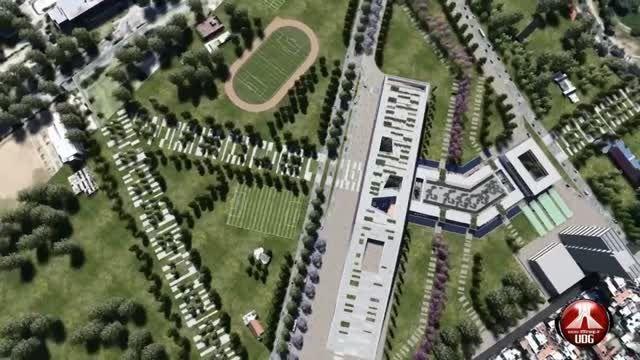 انیمیشن معماری - نمونه انیمیشن با لومیون