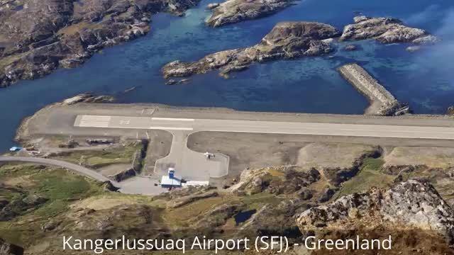 عجیب تربن و خطرناکترین فرودگاه های دنیا 2 - JUSTFLY.IR