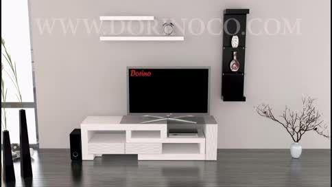 میز تلویزیون متحرک و پازلی مدل S2 (درینو سبکی نو)