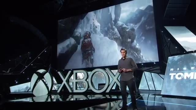 E3 2015:تریلر از گیم پلی Rise of the Tomb raider