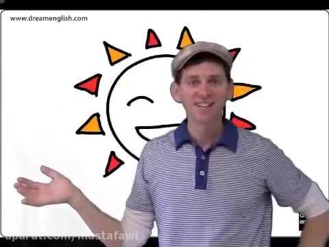 آموزش زبان انگلیسی به کودکان (آب و هوا) 4