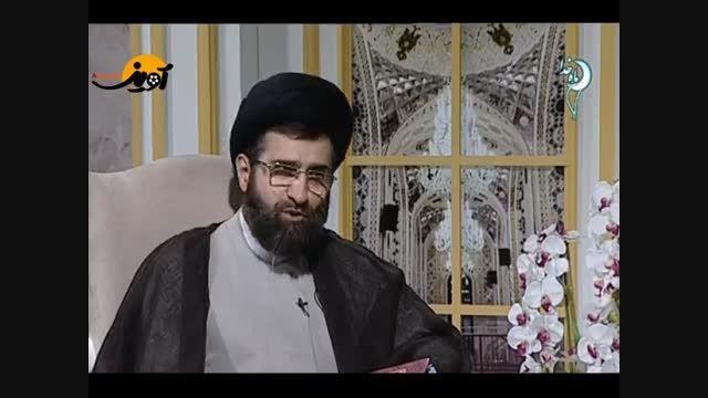 حجت الاسلام حسینی قمی: آبروی ماه رمضان را نبریم