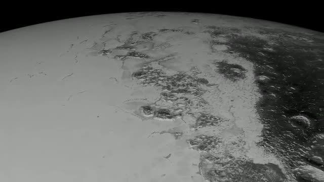تور مجازی ناسا برای سیاره ی پلوتون