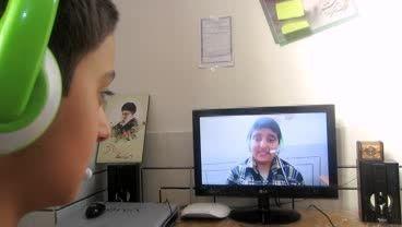 ویدئو آموزشی دانش آموز: علی سلیمانی - پایه هشتم