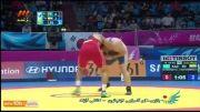 کشتی: کسب مدال طلا توسط پرویز هادی