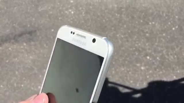 Samsung Galaxy S6 Drop Test - Different Than The Edge?!