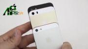 مقایسه ی بدنه ی Iphone 5 و iphone 5S و iPhone 5C