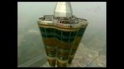 صعود به بالای ساختمان ......مرد عنکبوتی واقعی