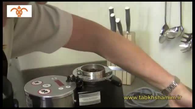 آسیاب قهوه الکترونیکی mazzer
