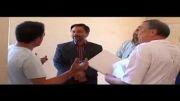 مستند گزارشی گونتر اوکر در اصفهان