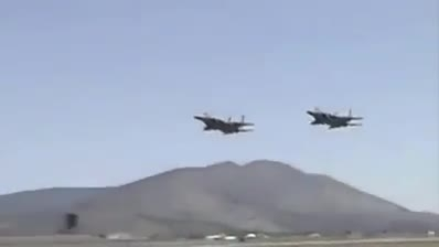 مانورهای اف-15 (F-15)