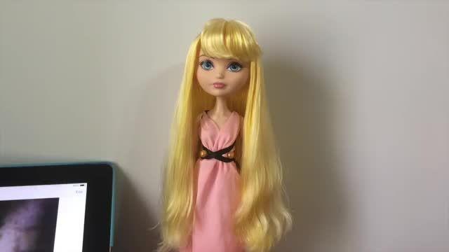 قشنگ تر کردن موهای بلاندی لاکس