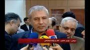 دیدار وزیر کار با رئیس و مدیران رسانه ملی