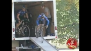 دوربین مخفی- قهرمان ناگهانی مسابقه دوچرخه سواری!