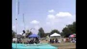سوتی در مسابقات پرتاب نیزه