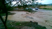 سیل در شهرستان چایپاره - قنات میرزا جلیل