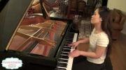 ♫کاور پیانو فوق العاده ی آنشرلی(Careless Whisper)♫