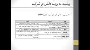وبینار مدیریت سرمایه های فکری در شرکت سیسکو - فؤاد بقراطی