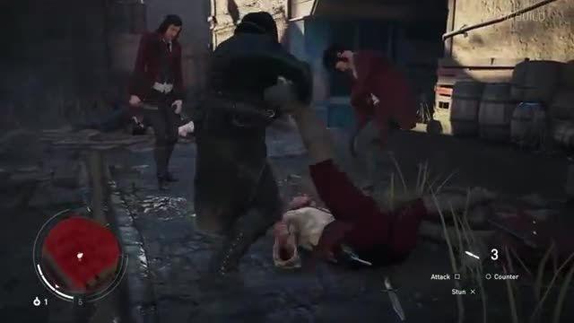 ویدئوی گیم پلی جدید از AC: Syndicate
