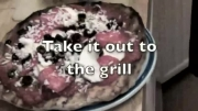 طریقه پخت پیتزا باربیکیو