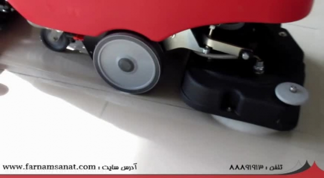 دستگاه اسکرابر RCM مدل Metro ساخت کشور ایتالیا