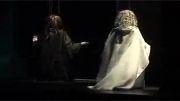 ویدئو مناظره شمس و مولانا با صدای استاد شجریان