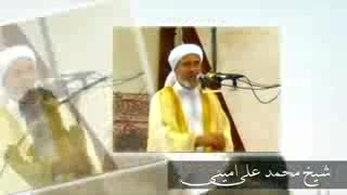 سخنرانی شیخ محمّد امینی نگاهی کوتاه به نبرد های مسلمین
