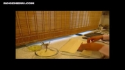 Roozmenu.com - آموزش تهیه باقلوا با خمیر یوفکای باقلوایی