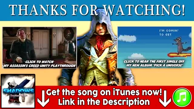 Assassin's Creed Unity SONG - MUSIC VIDEO