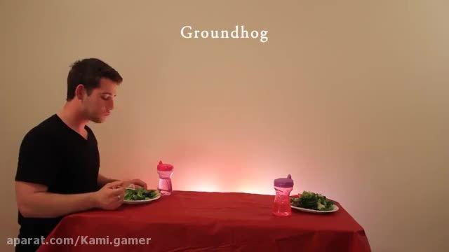 حیوانات چگونه غذا می خورند