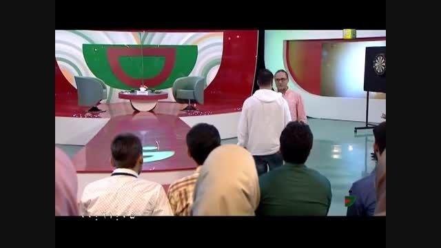 جواد عزتی در برنامه خندوانه - پارت دوم