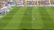 گل اول رئال مادرید به لوانته (کریستیانو رونالدو)