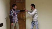 [آموزش دفاع شخصی خیابانی]- قفل مفاصل دست ، مچ و دفاع آن