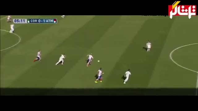 خلاصه بازی : کوردوبا 0 - 2 اتلتیکو مادرید  ( ویدیو )