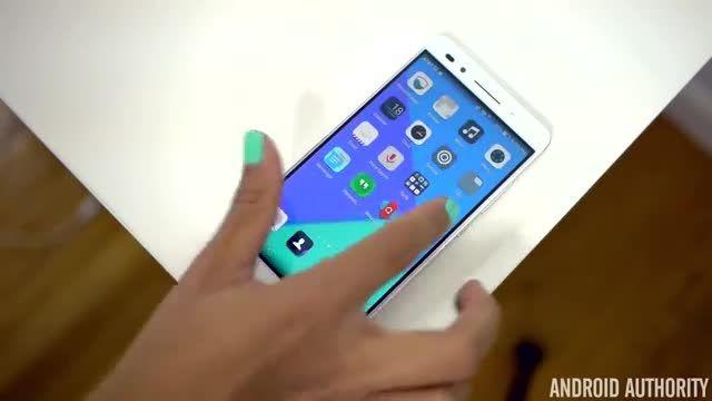 بررسی Huawei Honor 7 از بامیرو