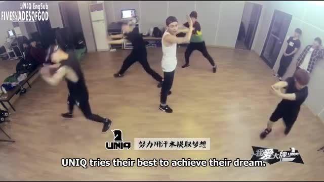 uniq best debut ep1