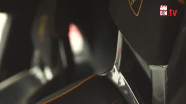 لامبورگینی Aventador SV Super Veloce