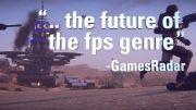 تریلر بازی هیجان انگیز Planet Side 2