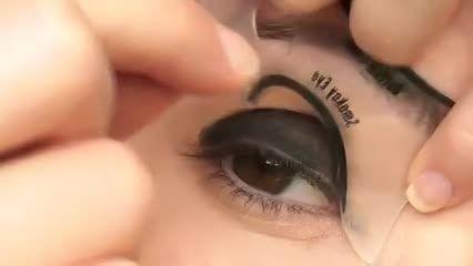 2 مدل خط چشم با یه روش ساده و جالب!