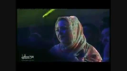کار بسیار زیبا و احساسی محمد علیزاده برای یک زوج عاشق..