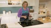 آموزش آشپزی در روزمنو -  آشپزی مدرن - پای مرغ و سبزیجات