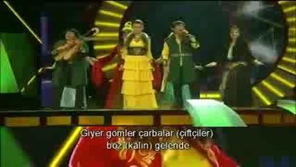 آهنگ شاد ترکی قزاقستانی (قزاقی)+زیر نویس استانبولی