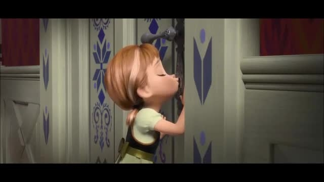 frozen anna do you want to build a snowman