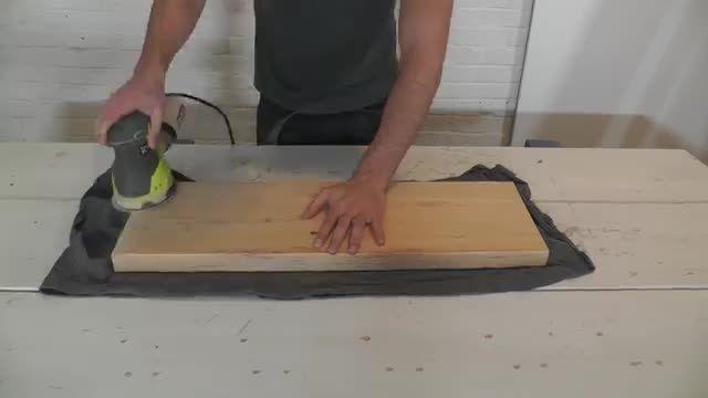 آموزش ساخت : کاناپه چوبی بسازید