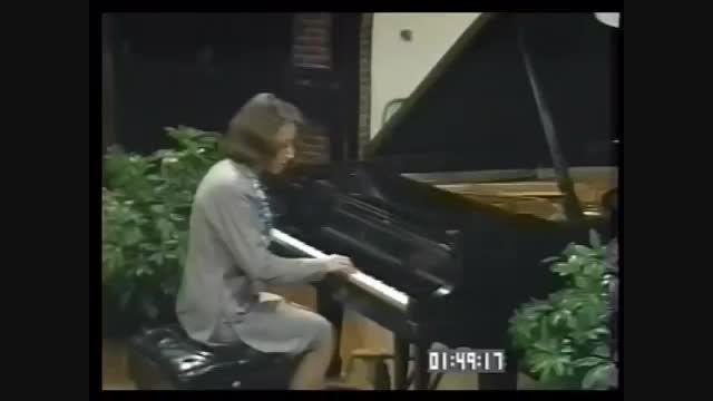 تکنیک در پیانو - انعطاف پذیری انگشتان