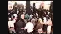 بندردیلم سینه زنی سنتی حسینیه اعظم محرم1373