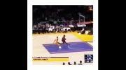 بلاک شات فوق العاده دیدنی در بسکتبال NBA