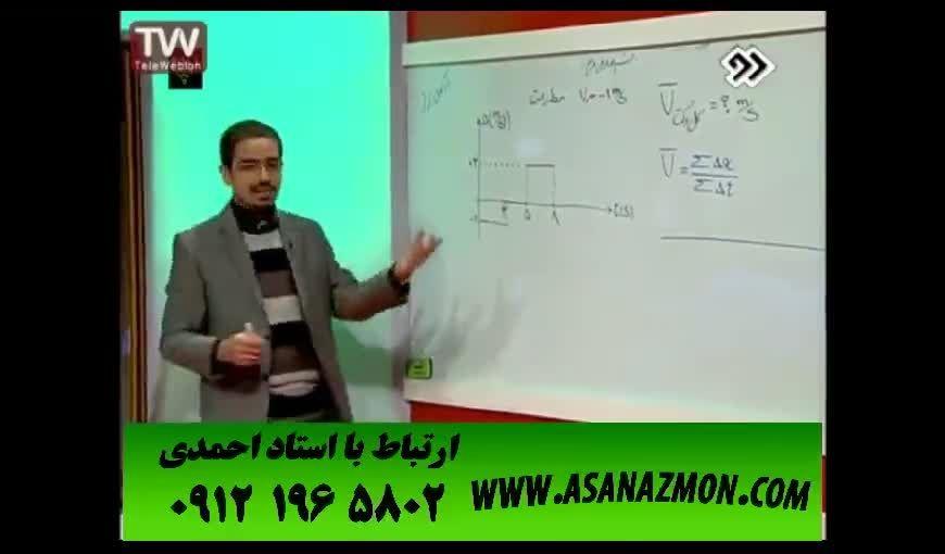 آموزش و تدرس درس فیزیک - کنکور ۱۲